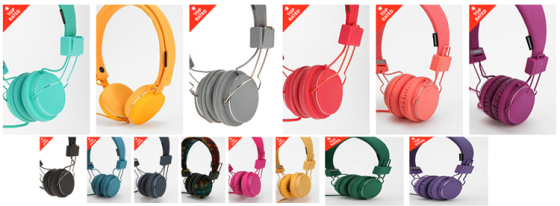 Urbanears by Urban Outfitters