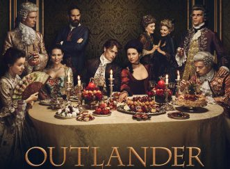 Outlander Season 2 Marketing Shoot